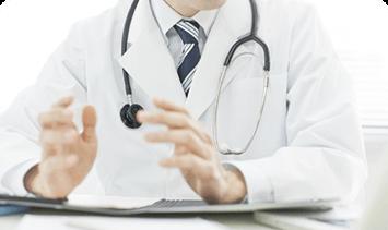 医療関係の方向けの事業内容